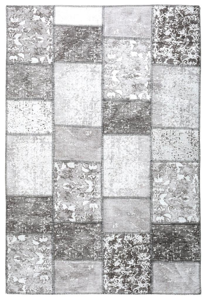 Ковер Moretti Patchwork светлый серый
