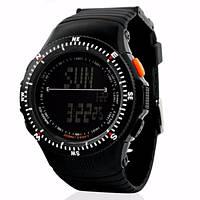 Тактические часы SKMEI (Field Ops 5.11) Army USA 0989 (черные)