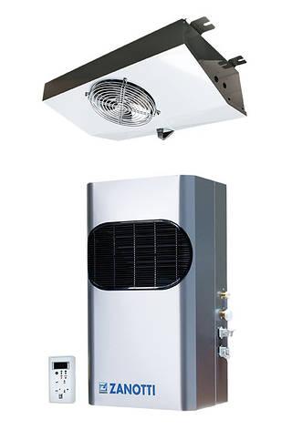 Холодильная сплит-система Zanotti MGS107 (-5...+10C) (9м.куб), фото 2
