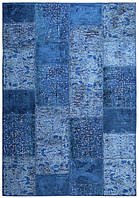 Ковер Moretti Patchwork синий, фото 1