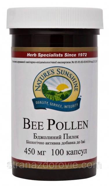Бджолиний пилок Bee Pollen NSP (Бі Поллен) НСП - 100 кап - NSP, США