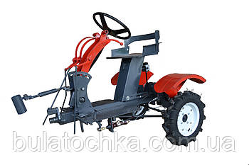 """Адаптер """"БУМ-4"""" для мотоблока Мотор Сич, GRASSHOPPER, Агро, Беларус (переделка мотоблока Мотор Сич)"""