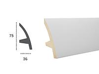 LED профили Tesori KF 502 ,лепной декор из полиуретана., фото 1