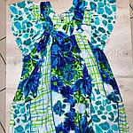 Платье-туника с карманами, ПЛ 10073 , по колено, интернет магазин женской одежды ,50,52,54,56, купить., фото 2