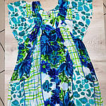 Плаття-туніка з кишенями, ПЛ 10073 , по коліно, інтернет магазин жіночого одягу ,50,52,54,56, купити., фото 2