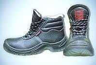 Ботинки рабочие кожаные, зимние
