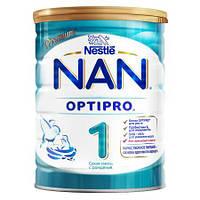 """Сухая молочная смесь """"NAN"""" №1, 400 г"""