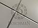 Декоративные панели МДФ крашеный с металлическими вставками, фото 2