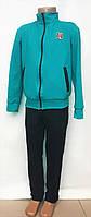 Спортивные костюмы для девочек в школу бирюзовые
