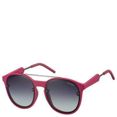 Солнцезащитные очки Polaroid Очки женские с поляризационными ультралегкими линзами POLAROID (ПОЛАРОИД) P6020S-TN655WJ