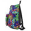 Рюкзак школьный подростковый YES ST-17 Crazy maze, фото 2