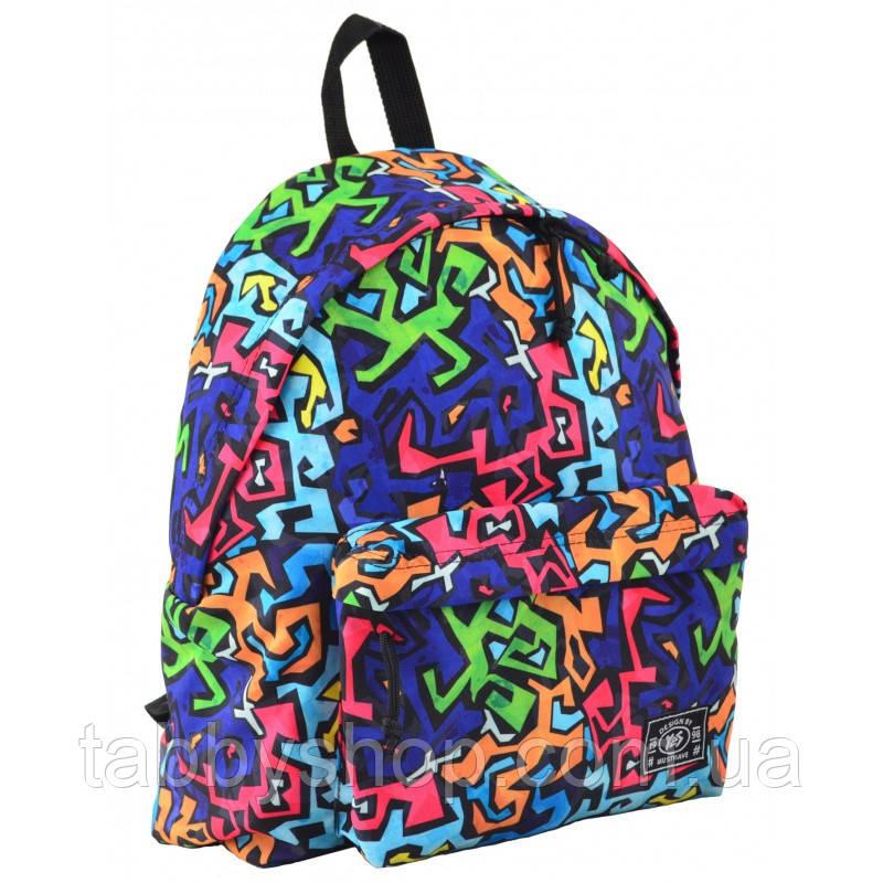Рюкзак шкільний підлітковий YES ST-17 Crazy maze