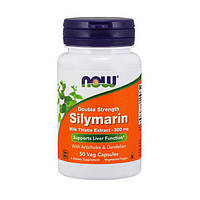 Силимарин экстракт расторопши NOW Silymarin Milk Thistle Extract 300 mg (50 капс) нов милк тхистл экстракт