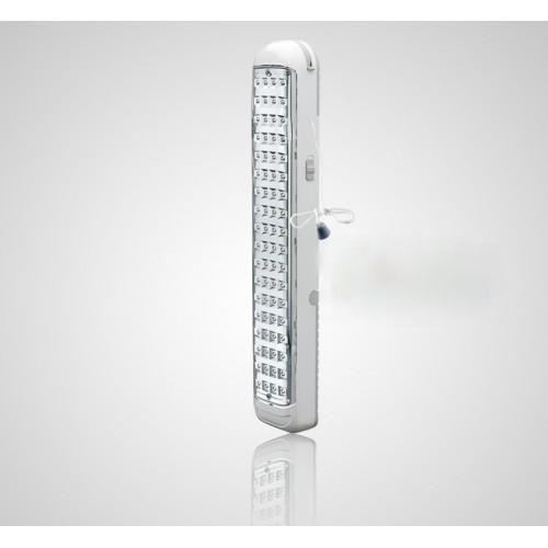 Лампа-фонарь Kamisafe KM-7612A, 72 LED, 2 режима, 6000 mAh, выдвижная ручка, зарядка от 220В
