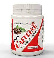 Предтренировочный комплекс Stark Pharm Caffeine 100 мг (100 таб)
