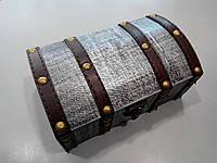 Шкатулка сундук чемодан 18*11*8 см, фото 1