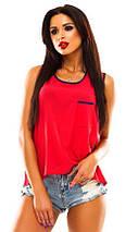Майка-блузка «Оливия»| Распродажа, фото 3