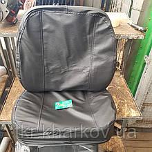 Подушка сидения Т-150 комплект 2 шт +чехол 2 шт