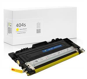 Совместимый картридж Samsung CLT-Y404S (жёлтый) , стандартный ресурс (1.000 копий), аналог от Gravitone