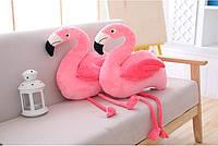 Фламинго мягкая игрушка 80см