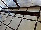 Конвекторы внутрипольные для дома, квартиры без вентилятора TeploBrain E 230 mini (B; L; H) 230.1000.75, фото 7