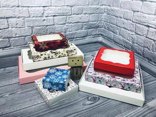 Пряники / высота 30-35 мм / Коробка для Конфет, Мыла / Упаковка для Текстиля, Украшение