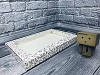 Коробка для пряников / 300х200х30 мм / печать-Сакура / окно-обычн / лк / цв, фото 1