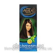 Масло для Волос с Амлой при перхоте Dabur Amla Anti-Dandruff с Лимоном