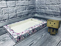 *10 шт* / Коробка для пряников / 300х200х30 мм / печать-Магнолия / окно-обычн / лк / цв, фото 1