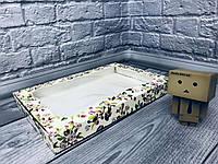 *10 шт* / Коробка для пряников / 300х200х30 мм / печать-Весна / окно-обычн / лк / цв, фото 1