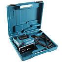 Пластмассовый кейс для лобзика Makita M4301, 4329, 4327,4326 (824572-9), фото 2