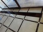 Конвекторы внутрипольные для дома, квартиры без вентилятора TeploBrain E 230 mini (B; L; H) 230.1250.75, фото 7