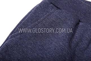Мужские спортивные брюки на флисе Glo-Story, фото 3
