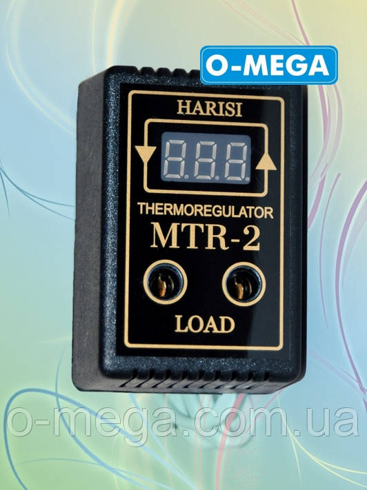 Терморегулятор цифровой MTR-2 Harisi 10А для инкубатора (-55...+125)