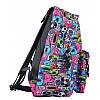Рюкзак школьный подростковый YES ST-17 Crazy muzic, фото 4