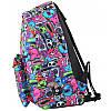 Рюкзак школьный подростковый YES ST-17 Crazy muzic, фото 5