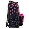 Рюкзак шкільний підлітковий YES ST-17 Pink Kiss, фото 3