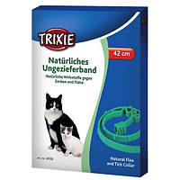 Trixie Naturliches Ungezieferband ошейник БИО от блох и клещей для кошек, 42см