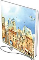 Обогреватель FLYME Керамическая отопительная панель FLYME 400W-diz-1 дизайнерская