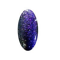Гель-лак Molekula Galaxy №404, ночное мерцание, 6 мл