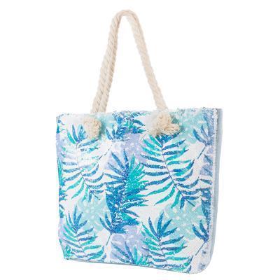 Пляжная сумка ETERNO Женская пляжная тканевая сумка ETERNO (ЭТЕРНО) ETA29355-2, фото 1