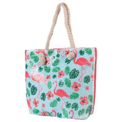 Пляжная сумка ETERNO Женская пляжная тканевая сумка ETERNO (ЭТЕРНО) ETA29355-7