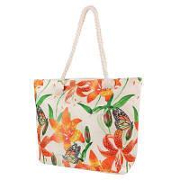 Пляжная сумка ETERNO Женская пляжная тканевая сумка ETERNO (ЭТЕРНО) ETA29339-4, фото 1