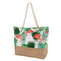 Пляжная сумка ETERNO Женская пляжная тканевая сумка ETERNO (ЭТЕРНО) ETA29338-3, фото 1