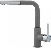 Серыйметалик смеситель Kernau KWT 06A PO Grey Metallic, фото 1