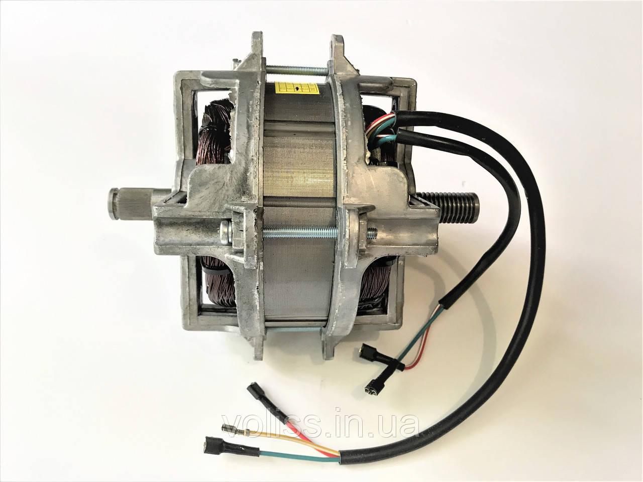 Двигатель на бетономешалку 750Вт Вектор БРС-130/БРС-165л (Украина)