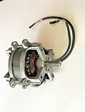 Двигатель на бетономешалку 750Вт Вектор БРС-130/БРС-165л (Украина), фото 2