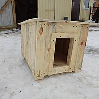 """Деревянная будка """"Мухтар"""" для собаки, фото 1"""