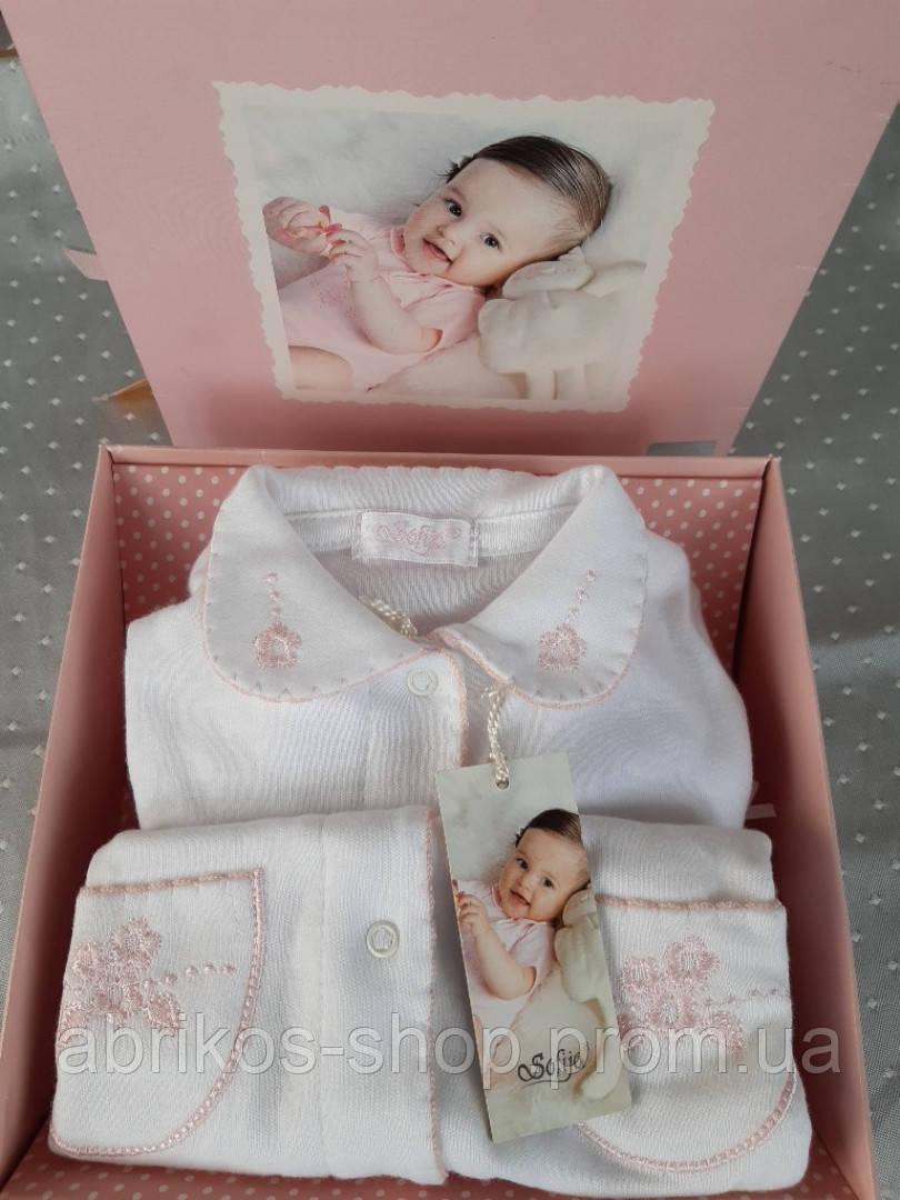 Набор для новорожденного для выписки из роддома