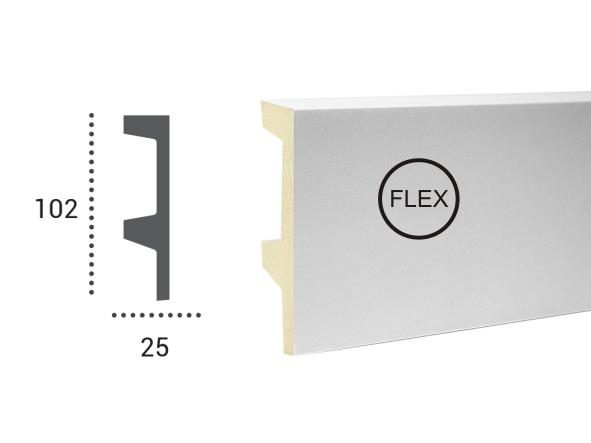 LED профили Tesori KF 504 Flexi,лепной декор из полиуретана.